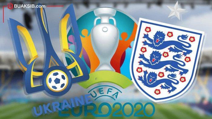 PREDIKSI Pertandingan Ukraina vs Inggris Euro 2020 Perempat Final, The Three Lions Unggul H2H
