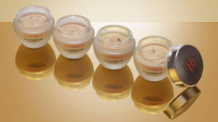 Foundation Ultima II Wonderwear Cream Tampil dalam Kemasan Baru, Ada Kandungan Skincare di Dalamnya