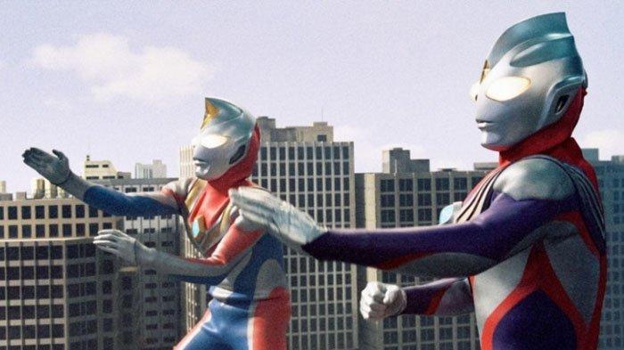 Ultramen Tiga dilarang tayang di China