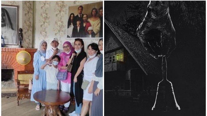 KUNJUNGI Rumah Pengabdi Setan, Umi Kalsum Pamer Foto Bareng, Ibu Ayu Ting Ting Dapat Peringatan Ini