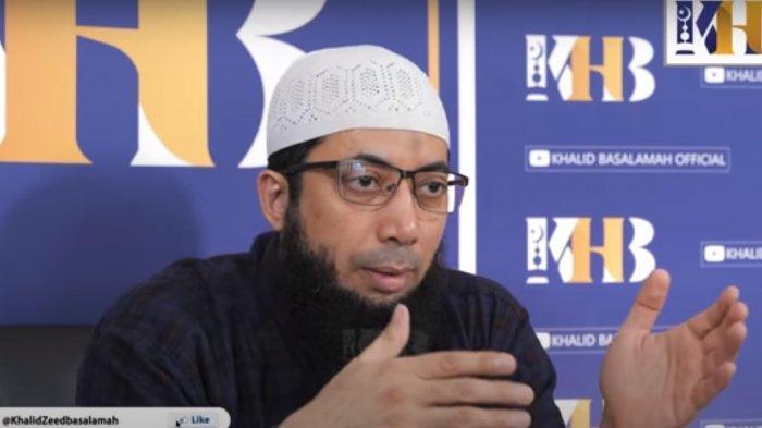 Ustaz Khalid Basalamah.