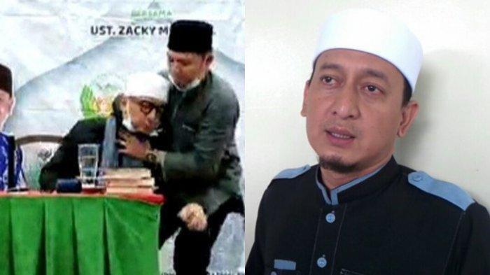 Pingsan saat Ceramah, Ustaz Zacky Mirza Sempat Ingin Batalkan Acara, Urungkan Niat Teringat Jamaah