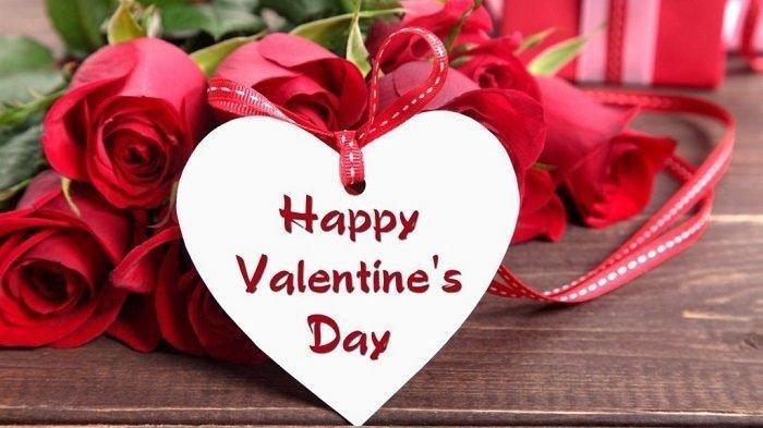 SELAMAT VALENTINE, Daftar 60 Ucapan Selamat Hari Kasih Sayang Paling Romantis, Bikin Klepek-klepek!