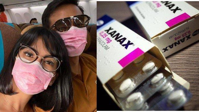 Psikotropika xanax ditemukan saat penangkapan Vanessa Angel dan Bibi Ardiansyah