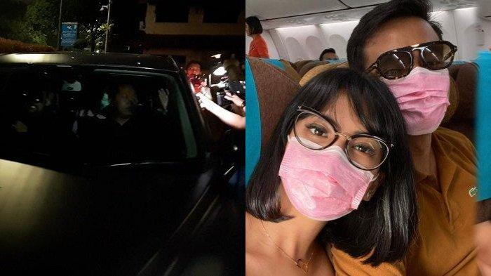 Negatif Narkoba, Vanessa Angel Buru-buru Tinggalkan Polres, Begini Beda Nasib Bibi Ardiansyah