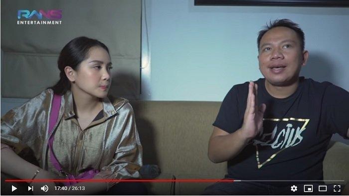 Datangi Rumah Raffi Ahmad, Vicky Prasetyo Girang Lihat Kegiatan Nagita Slavina: Lama Gak Liat Cewek