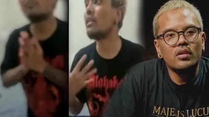 Coki Pardede Buka Suara Setelah Ditangkap karena Narkoba, Minta Maaf ke Ayah dan Ibu, 'Chuaks!'