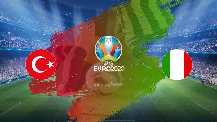 PREDIKSI Italia vs Turki Euro 2020 Grup A & Jadwal Opening CeremonyLive di RCTI dan MolaTV