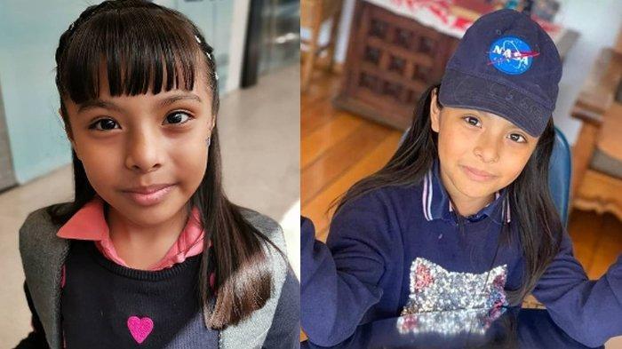 SOSOK Adhara Perez, Bocah 10 Tahun Viral Kelewat Cerdas, Kuliah di 2 Jurusan, Ingin Jelajahi Planet!