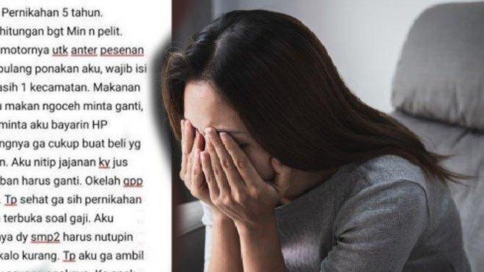 Bukannya Bahagia, Wanita Ini Terus Sakit Hati & Tersiksa, Suami Kelewat Pelit: 'Sehat Nggak Sih!'