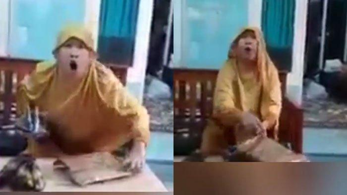 3 Emak-emak Ini Viral, Bikin Heboh Medsos Setelah Lebaran, Ada yang Kasar Maki Polisi hingga Kurir