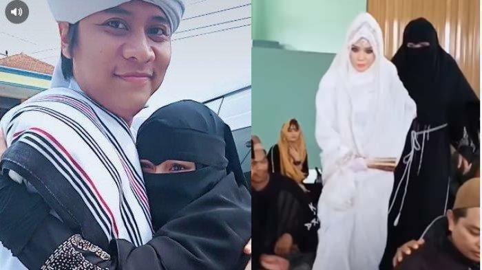 Viral Istri Pertama Antar Suami Nikah Lagi, Abah Cijeungjing Ternyata Nyaris Batal Melamar: Gak Tega