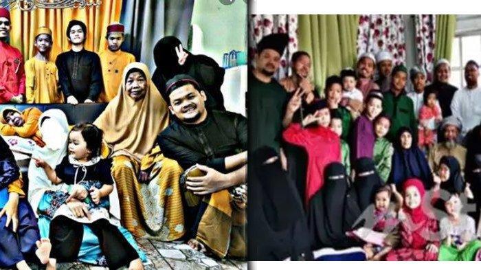 VIRAL Keluarga Miliki 24 Anak, Sang Ayah Sulit Hafalin Nama Putra Putrinya, Sering Tertukar & Lupa!