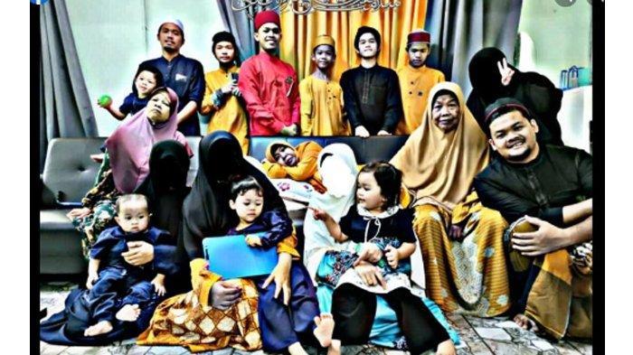 Viral keluarga memiliki banyak anak