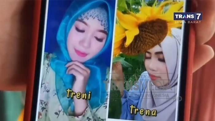 Reaksi Trena yang Dipertemukan dengan Kembarannya Setelah 20 Tahun, Syok & Nangis Saat Video Call