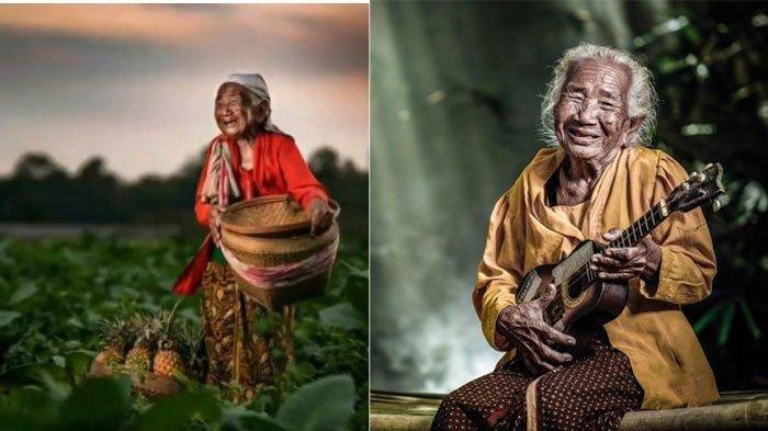 Jadi Model Dadakan, Nenek 85 Tahun Sukses Kalahkan 6 Rekannya Hingga Viral, Gayanya Banjir Pujian
