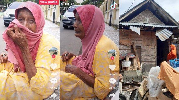 Viral Nenek Ditipu Uang Palsu, Awalnya Diiming-imingi Beras, Lihat Kondisi Rumahnya, Bikin Trenyuh