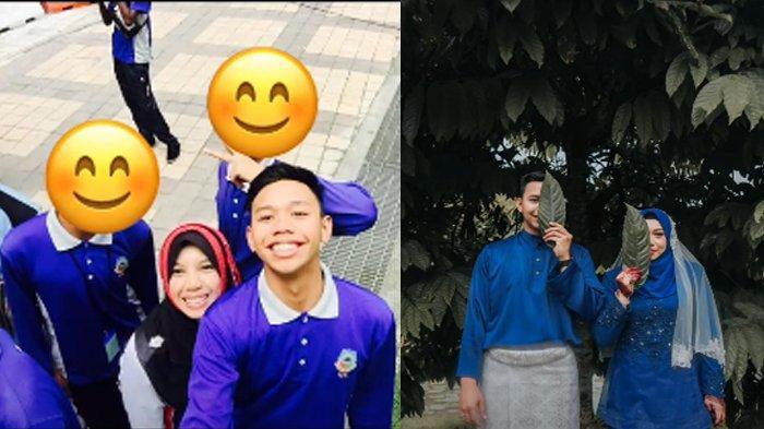 KISAH VIRAL Pemuda Jatuh Cinta & Menikahi Gurunya, Beda Usia 25 Tahun, Berawal dari Ajakan Selfie