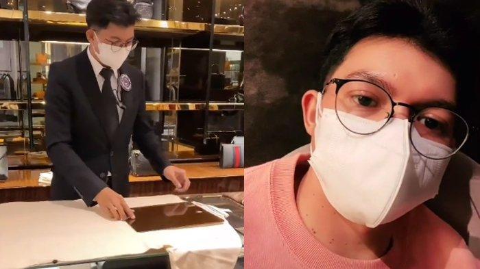 Dicibir Jadi Tukang Lipat Baju, Pria Ini Justru Bikin Haters Insecure, Tempat Kerjanya Tak Disangka!