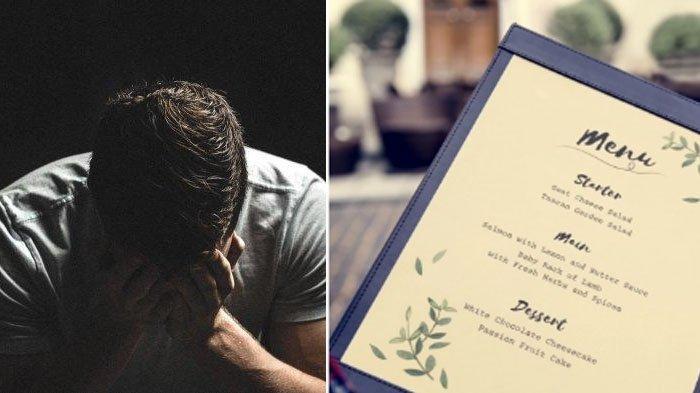 NIAT Traktir Makan, Pria Ini Merasa Dipermalukan, Menu yang Dipesan Pacar Disorot: 'Masa Kaya Gini?'