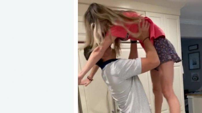 Viral suami mesra dengan pengasuh anaknya