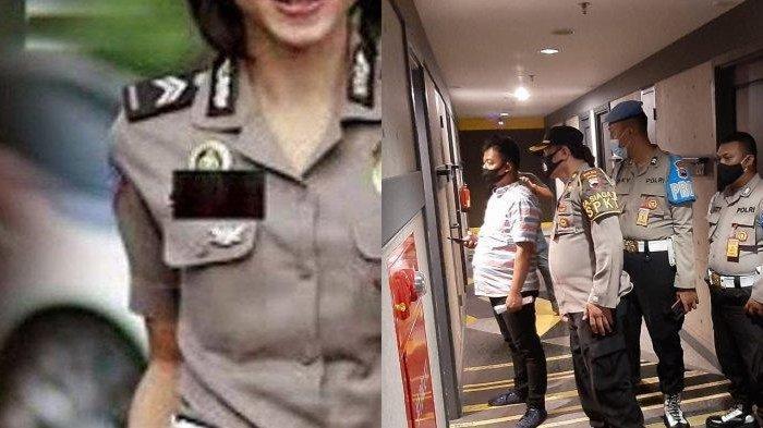 Oknum Polwan & Polisi Digerebek Selingkuh di Hotel, Ini Sosok Bripka ARP dan Aiptu MM, Ngaku Curhat