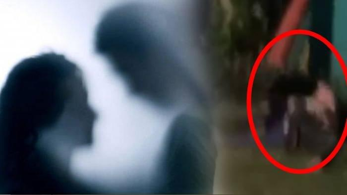 VIRAL VIDEO Asusila 12 Detik Pasangan Bermesraan di Alun-alun Magetan, Dikabarkan Nekat Karena Gelap