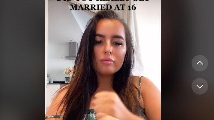 Viral wanita dipaksa nikah, tepat di hari ultahnya ke 16