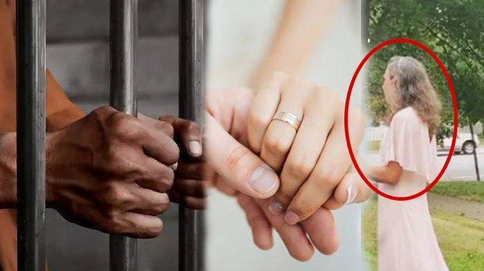 KELUARGA SYOK! Wanita Ini Nekat Menikahi Pelaku Pembunuhan Saudaranya, 'Kulamar Kau dari Penjara'