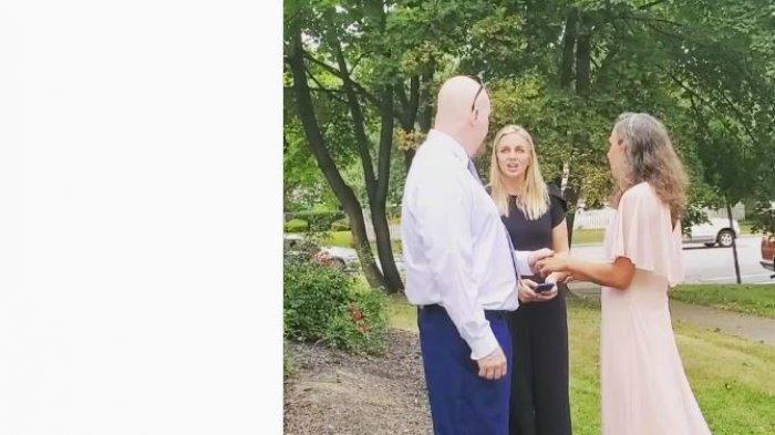 Viral wanita menikahi pelaku pembunuhan saudaranya