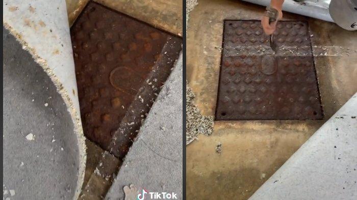 CURIGA Bau Busuk saat Renovasi Rumah, Wanita Ini Syok Temukan Lubang di Balik Karpet: 'Tiap Malam'