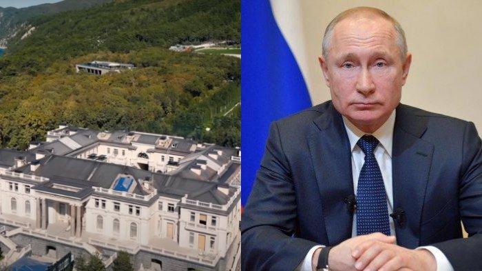 Dituding Navalny Punya Istana Mewah di Dekat Laut Hitam, Vladimir Putin Bantah Keras: Tidak Pernah