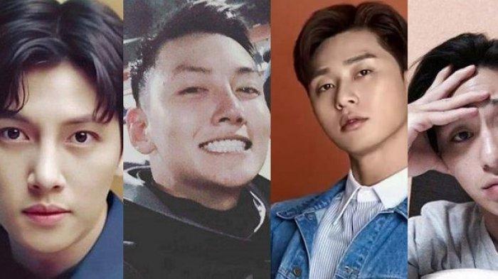 TERUNGKAP Rahasia Ketampanan Aktor Korea Ternyata Berkat Makeup, Begini Sebenarnya Wajah Asli Mereka