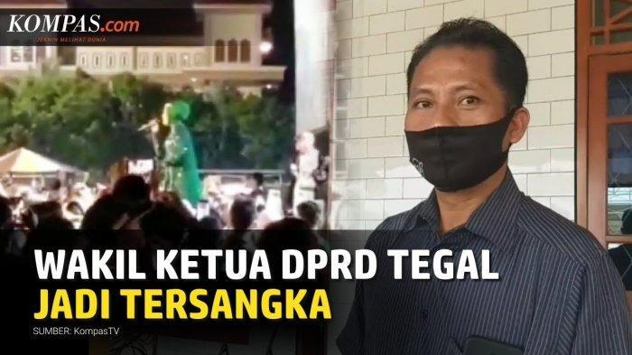 Wakil Ketua DPRD Tegal Jadi Tersangka Kasus Konser Dangdut Tapi Tidak Ditahan, Ini Alasan Polisi