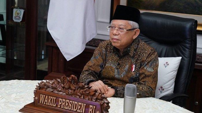 Sebut Vaksinasi Covid-19 di MUI Istimewa, Wapres Maruf Amin Beberkan Alasannya, Singgung Kepercayaan