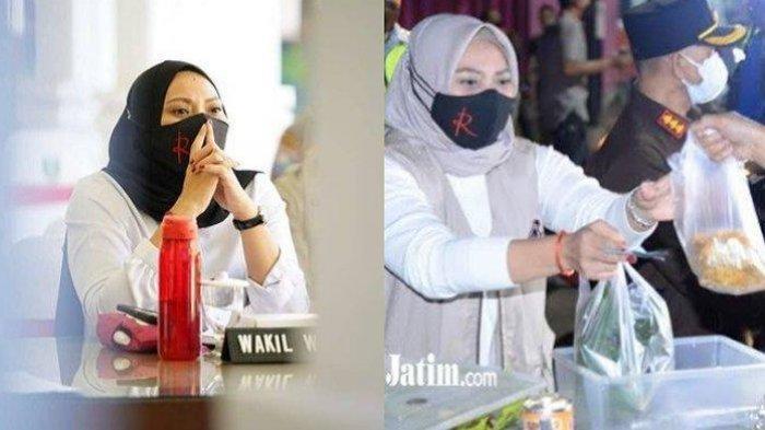 Inda Raya Wawali Madiun Relakan Rp 22 Juta Gajinya untuk Warga Terdampak Pandemi: Sampai Sekuatnya