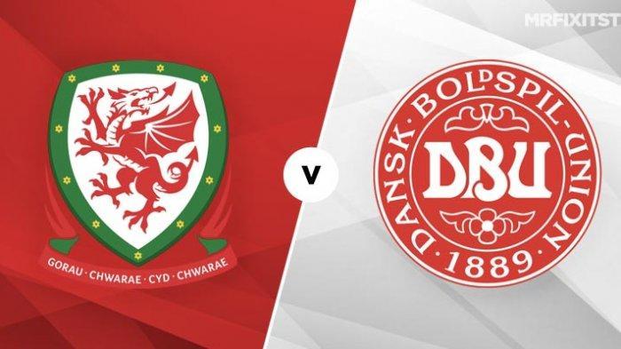 PREDIKSI Pertandingan Wales vs Denmark Euro 2020 Babak 16 Besar, Bale dan Ramsey Jadi Pemain Kunci