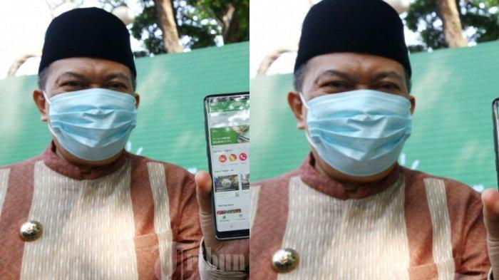 Wali Kota Bandung Oded M Danial Sembuh dari Covid-19: Tetaplah Menaati Protokol Kesehatan