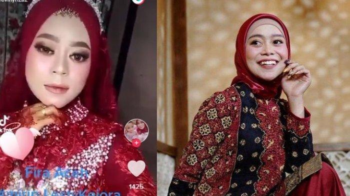 VIRAL Gadis Punya Wajah Sangat Mirip Lesti Kejora, Video Pernikahannya Disorot, Ini Sosoknya