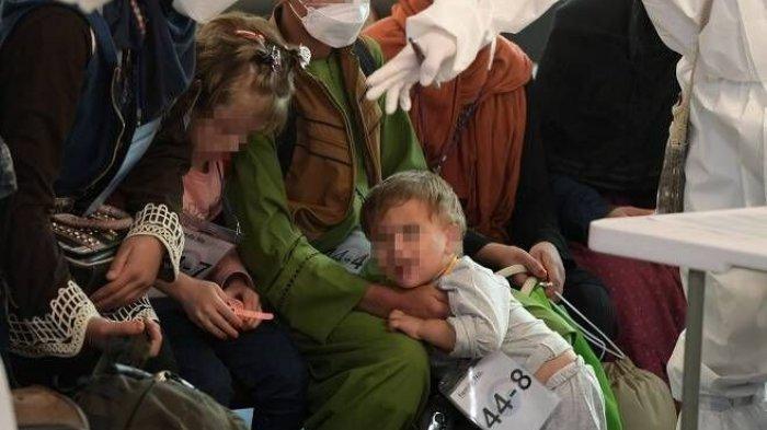 Rombongan Anak-anak Afghanistan Masuk Korea Selatan, Dapat Sambutan Hangat dari Warga Negeri Ginseng