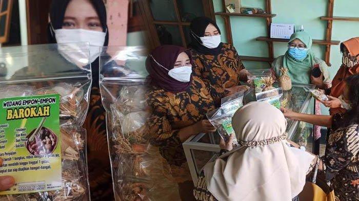 Wedang Empon - empon Jadi Peluang Usaha & Upaya Sehat di Tengah Pandemi Covid-19