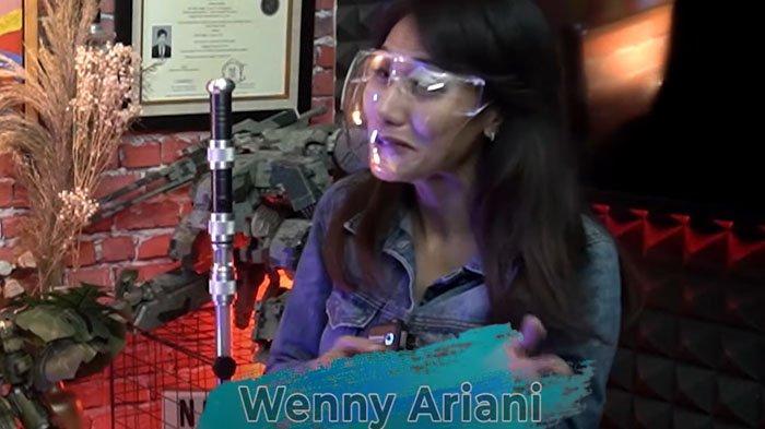 Wenny Ariani ceritakan awal mula hubungannya dengan Rezky Aditya