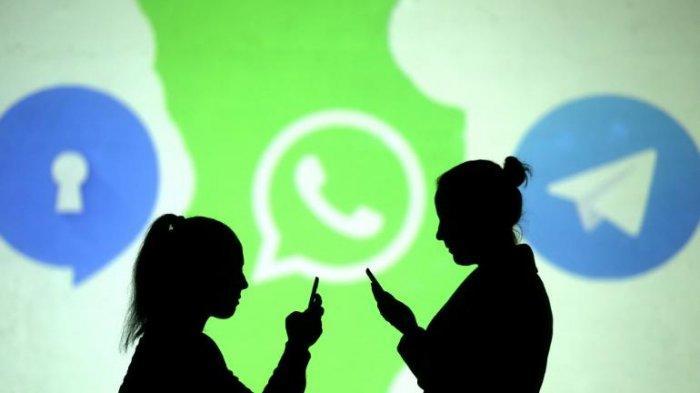 WhatsApp 'Paksa' Pengguna Setorkan Data Privasi ke Facebook, Jika Tak Setuju Diminta Hapus Akun