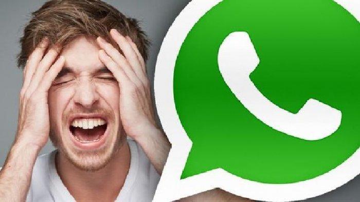 WHATSAPP di Handphone-mu Mendadak Log Out Sendiri? Waspada 7 Tanda WhatsApp Disadap, Lakukan Ini