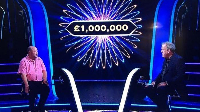 Guru Jadi Pemenang Pertama Kuis Who Wants To Be a Millionaire setelah 14 Tahun, Pakai 1 Bantuan