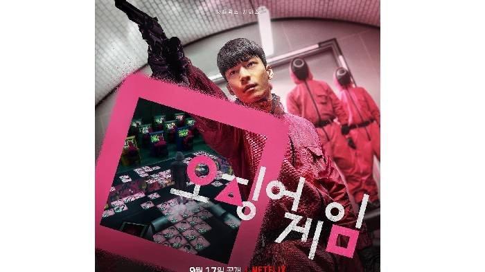 Wi Ha Joon dalam seri Squid Game