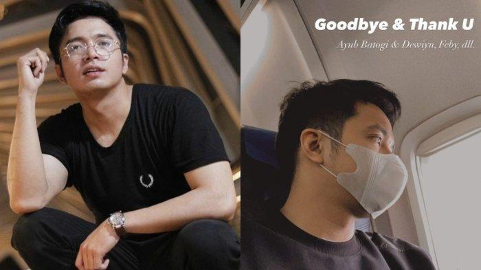 Jadi Korban Sriwijaya Air SJ 182, Youtuber Faisal Rahman Bersama Kakaknya yang Memiliki 4 Orang Anak