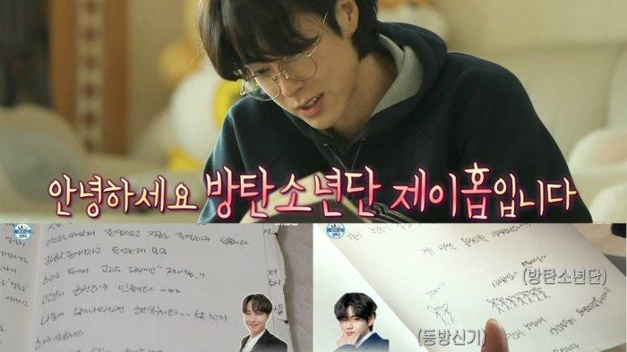Artis Korea Ini Bocorkan Surat yang Ditulis BTS Bertahun-tahun Lalu, 'Sekarang Kalian Bintang Dunia'