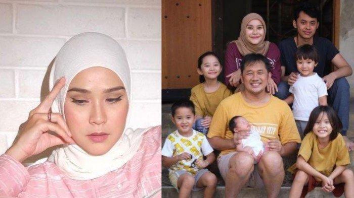 HAMPIR PINGSAN, Zaskia Adya Mecca Kedatangan Idola di Ultah, Syok Lihat Kado Hanung Bramantyo: Serem