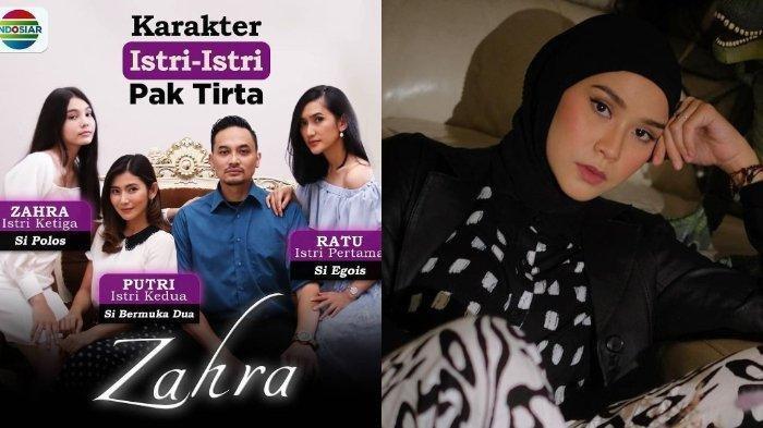 Sinetron Zahra Suara Hati Istri Tuai Kontroversi, Zaskia Adya Mecca Sentil KPI: 'Gak Tepat Rasanya'